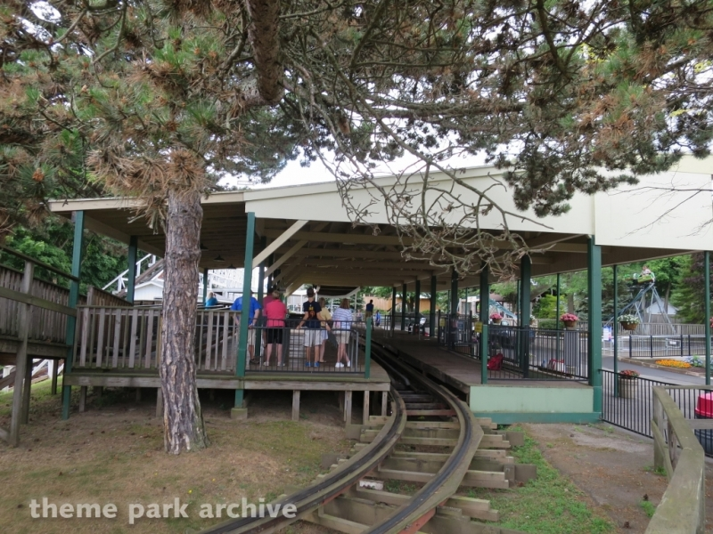 Jack Rabbit at Seabreeze Amusement Park