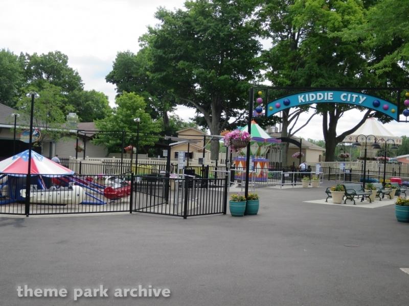 Kiddie City at Seabreeze Amusement Park