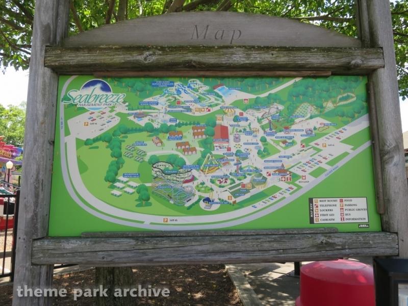 Misc at Seabreeze Amusement Park