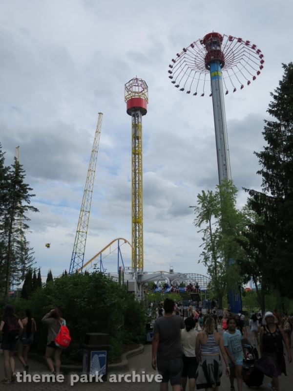Skyhawk at Canada's Wonderland