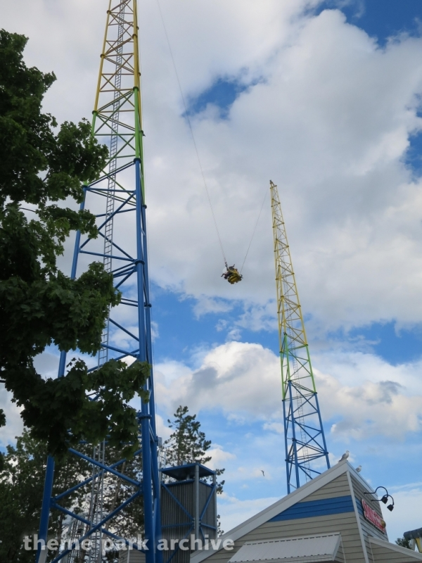 Slingshot at Canada's Wonderland