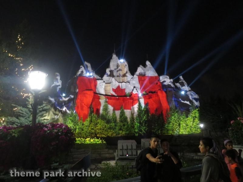 Wonder Mountain at Canada's Wonderland