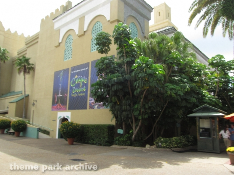 Moroccan Palace Theatre at Busch Gardens Tampa