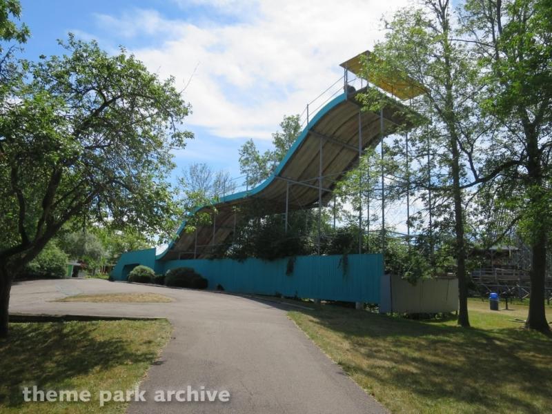 Slide at Fantasy Island