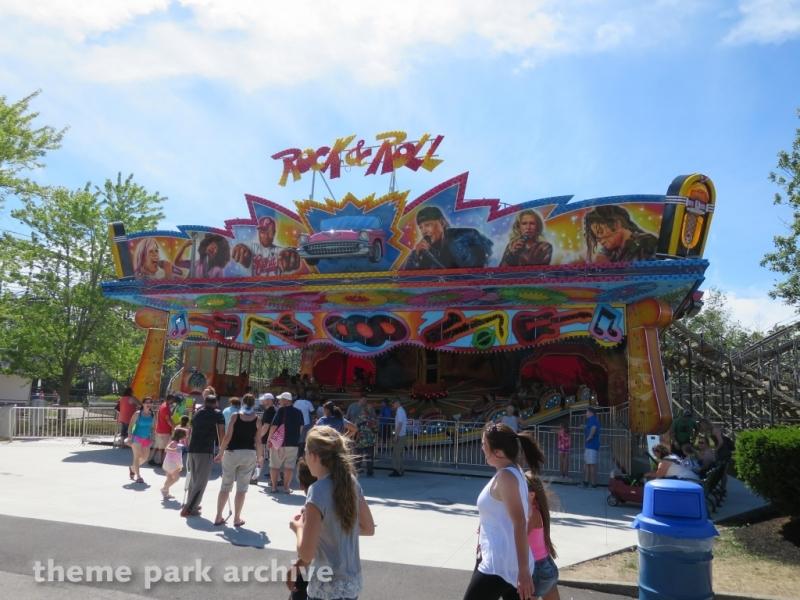 Rock & Roll at Fantasy Island