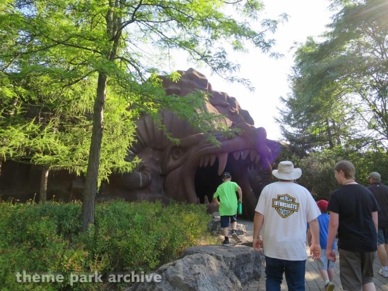 Dragon Mountain at Marineland