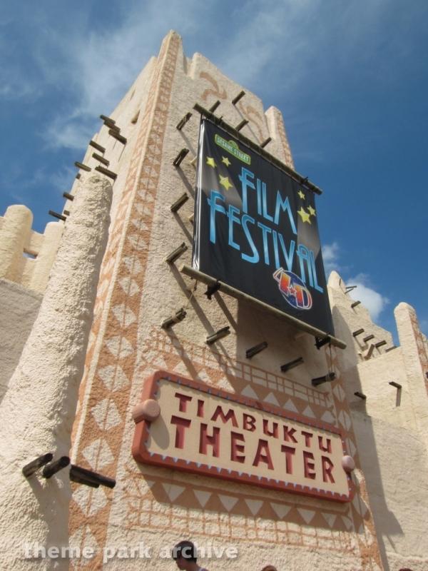 Timbuktu Theatre at Busch Gardens Tampa
