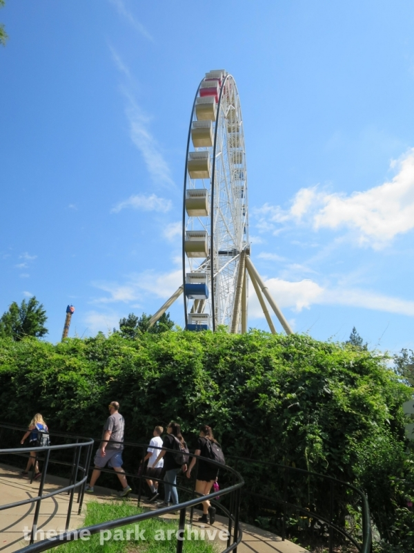 Colossus at Six Flags St. Louis