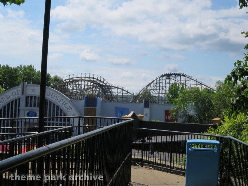 American Thunder at Six Flags St. Louis