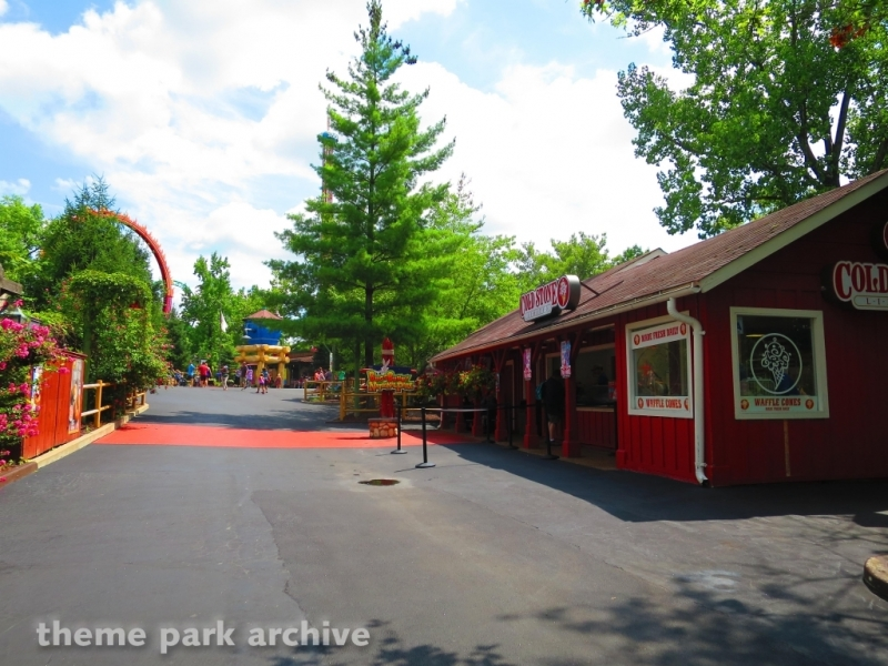 Bugs Bunny National Park at Six Flags St. Louis