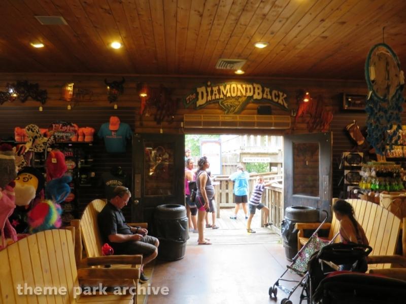 Diamondback at Frontier City