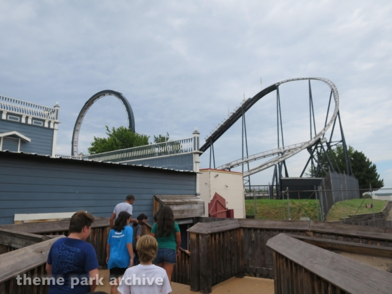 Silver Bullet at Frontier City