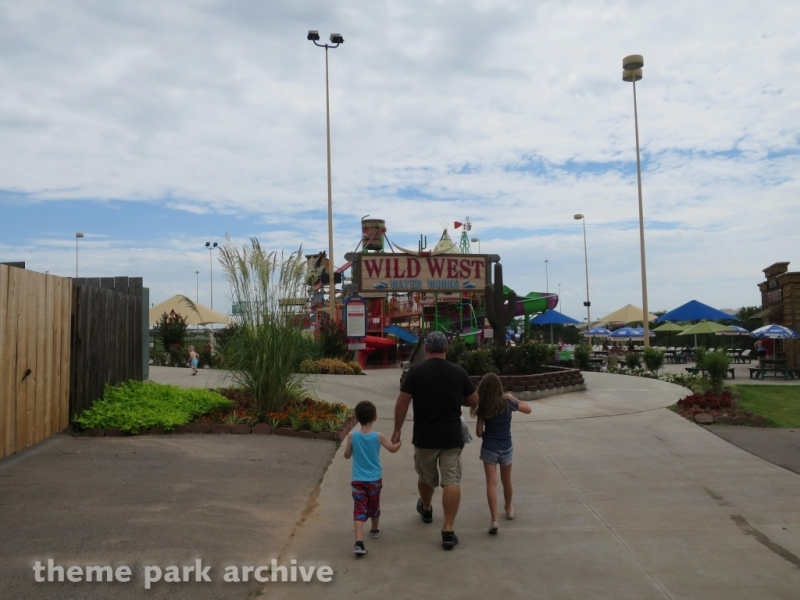 Wild West Water Works at Frontier City