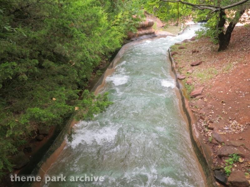 Renegade Rapids at Frontier City