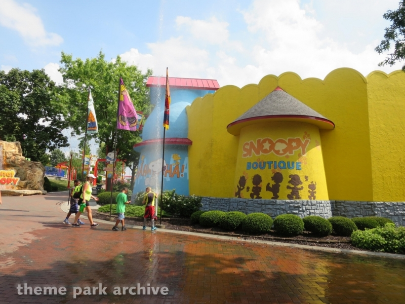 Planet Snoopy at Worlds of Fun