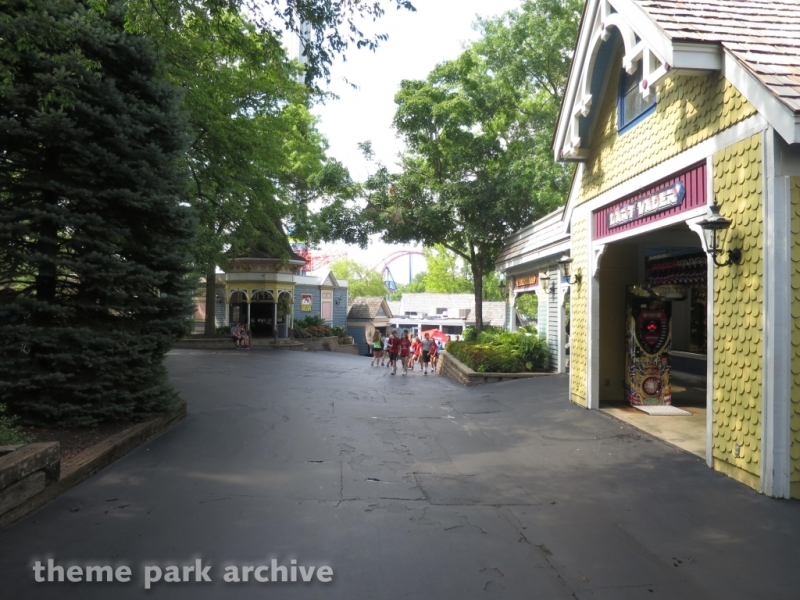 Americana at Worlds of Fun