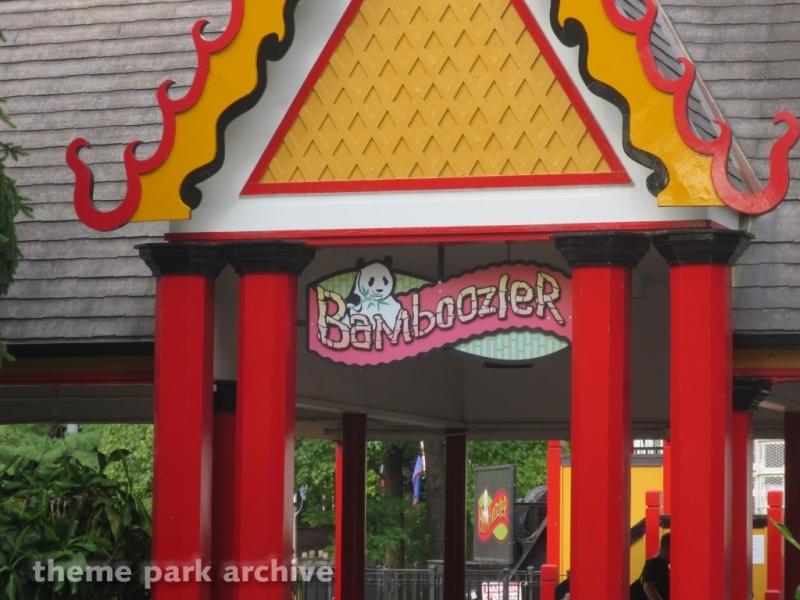 Bamboozler at Worlds of Fun