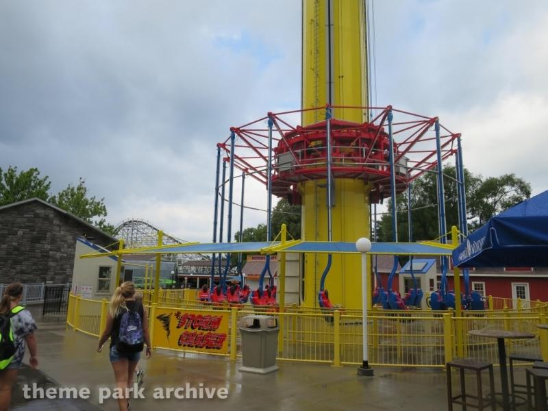 Storm Chaser at Adventureland