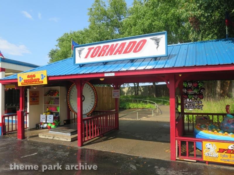 Tornado at Adventureland