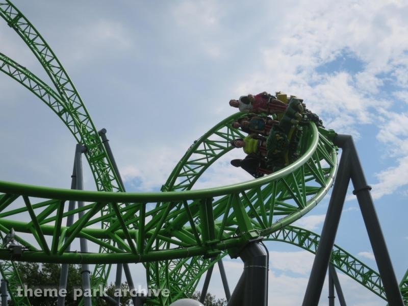 Monster at Adventureland