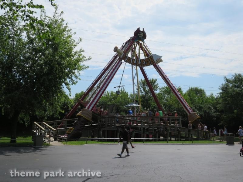 Galleon at Adventureland