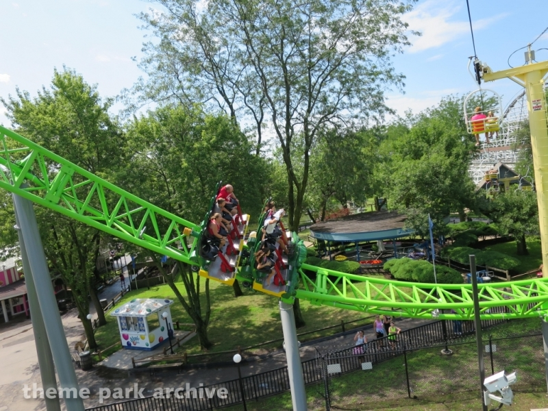 Monster at Adventureland