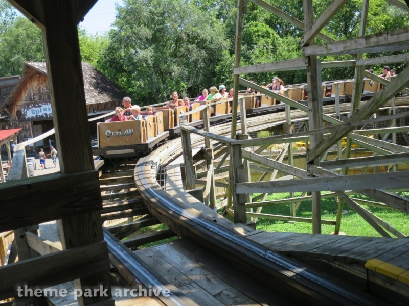 Outlaw at Adventureland