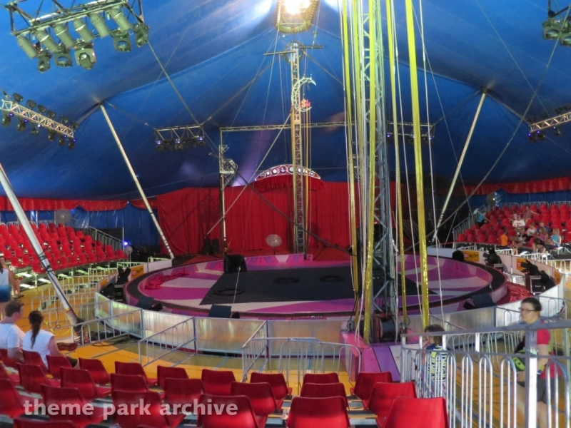 Royal Hanneford Circus at Adventureland