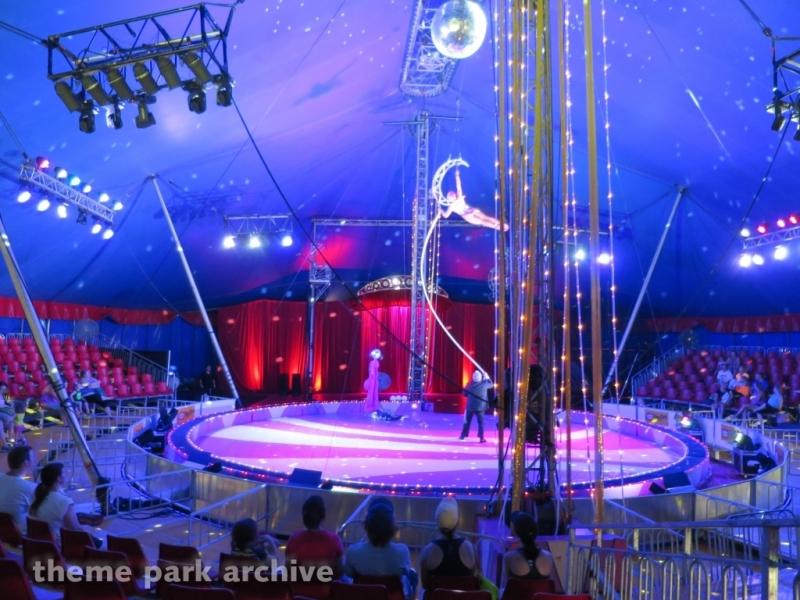 Royal Hanneford Circus at Adventureland