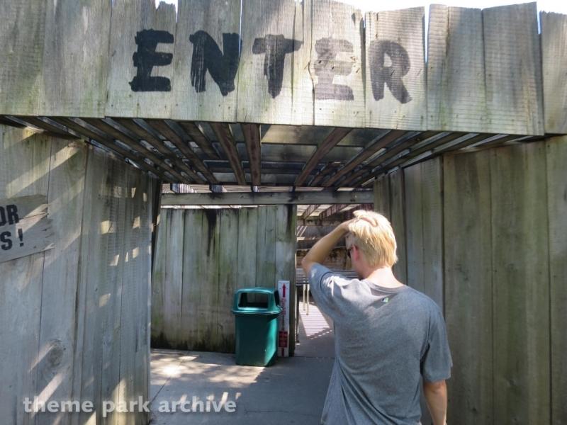 The Underground at Adventureland