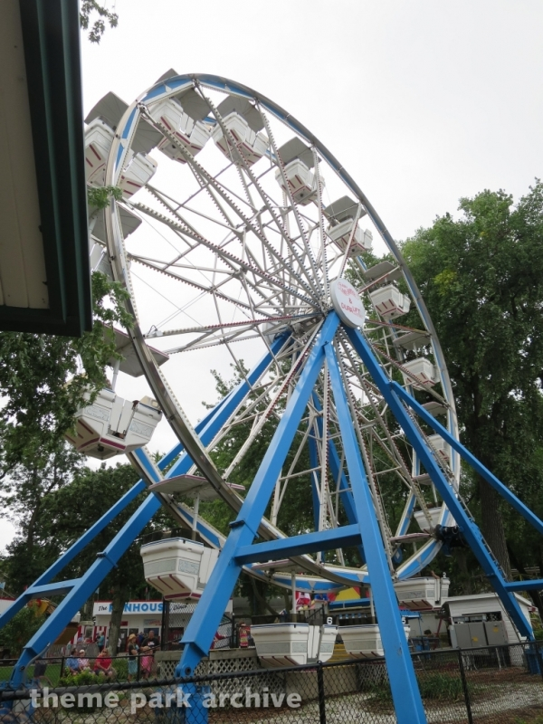 Bank Midwest Ferris Wheel at Arnolds Park