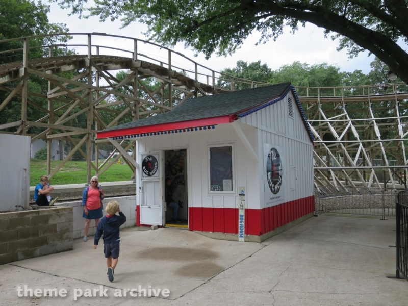 Bug House at Arnolds Park