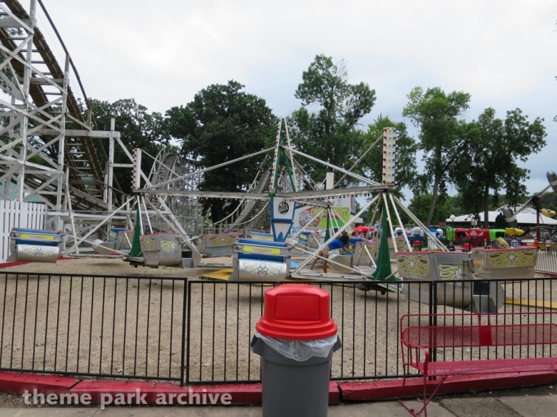 Scrambler at Arnolds Park
