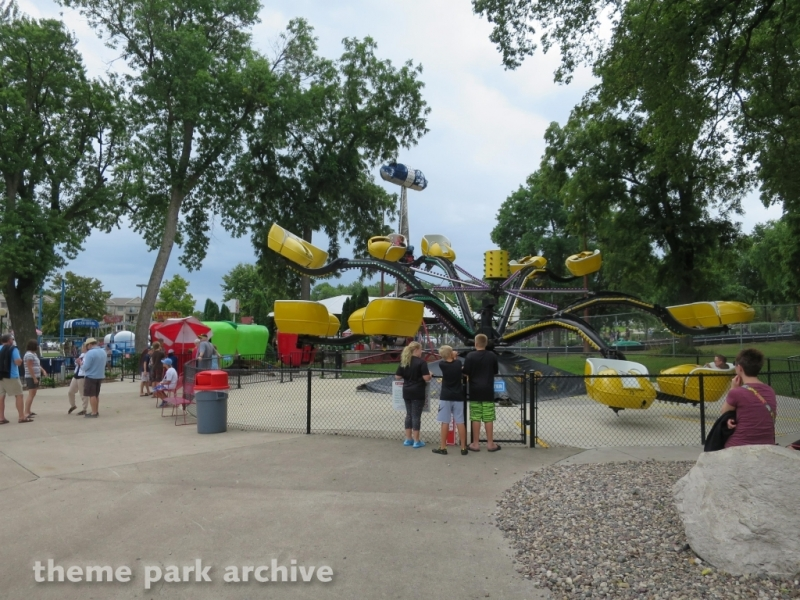 The Spider at Arnolds Park