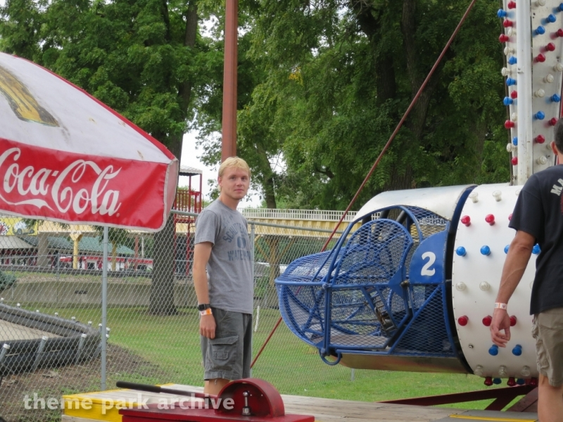 Roll o Plane at Arnolds Park
