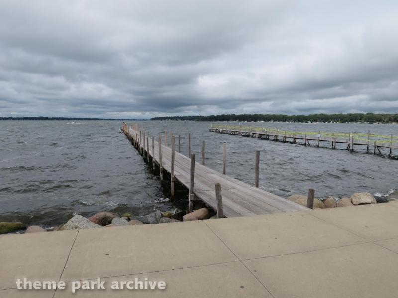 Lake Okoboji at Arnolds Park