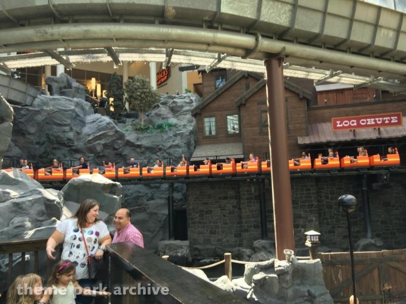 Pepsi Orange Streak at Nickelodeon Universe at Mall of America