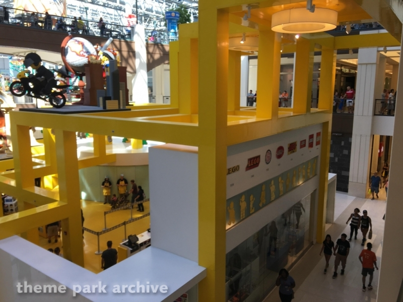 LEGO Imagination Center at Nickelodeon Universe at Mall of America
