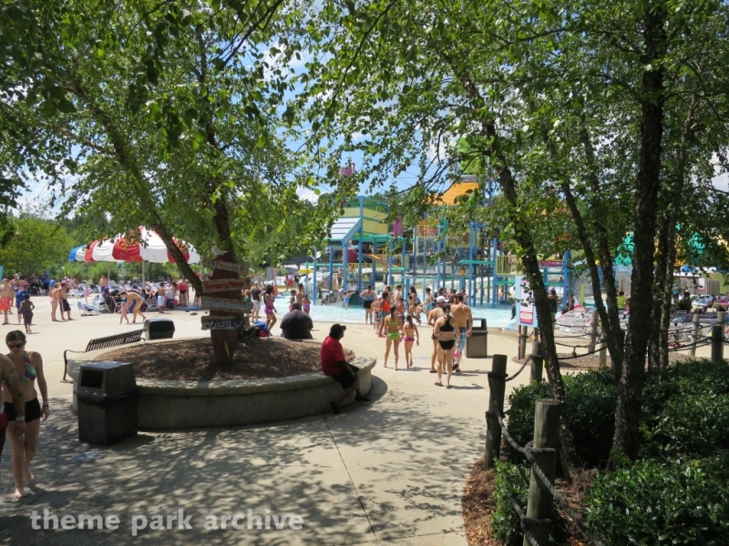 Castaway Island at Alabama Splash Adventure