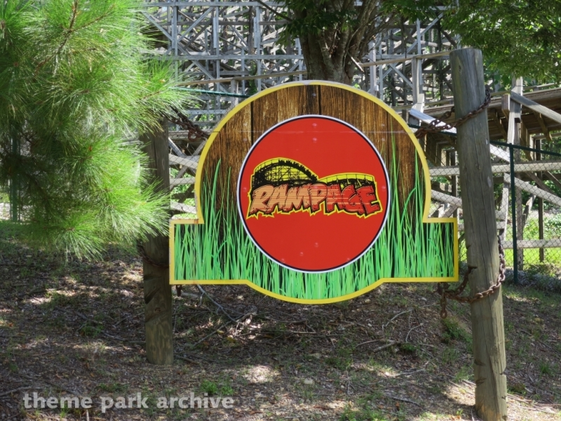 Rampage at Alabama Splash Adventure
