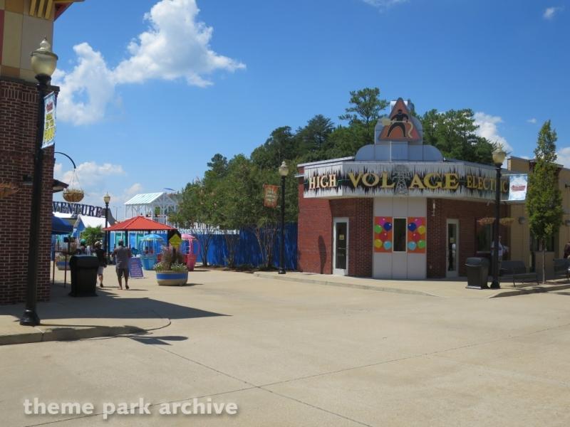 Entrance at Alabama Splash Adventure