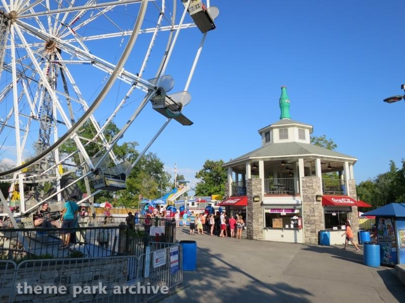 Ferris Wheel at Lake Winnepesaukah