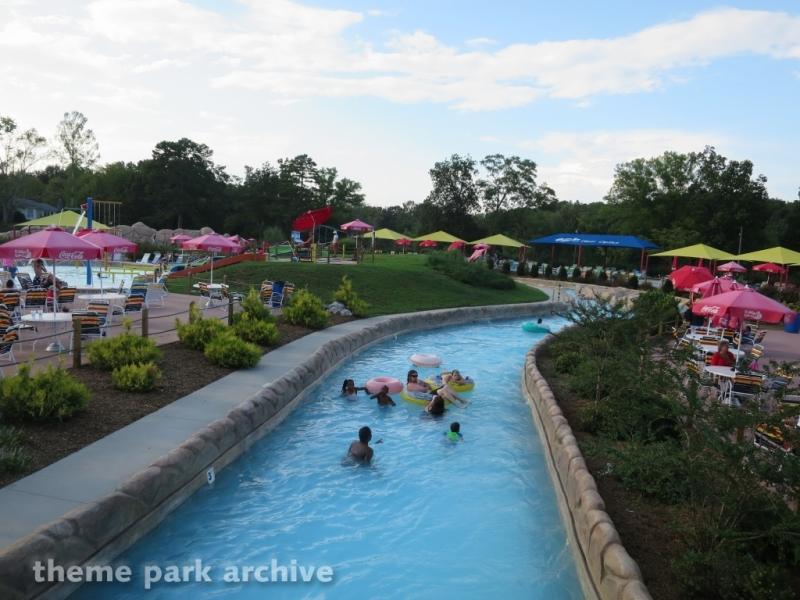 SOAKya Water Park at Lake Winnepesaukah
