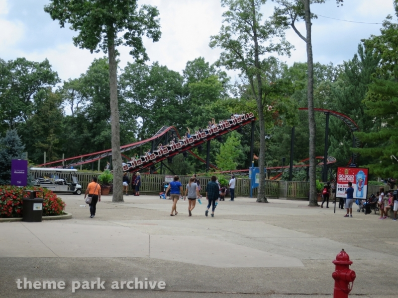 HARLEY QUINN Crazy Train at Six Flags Great Adventure