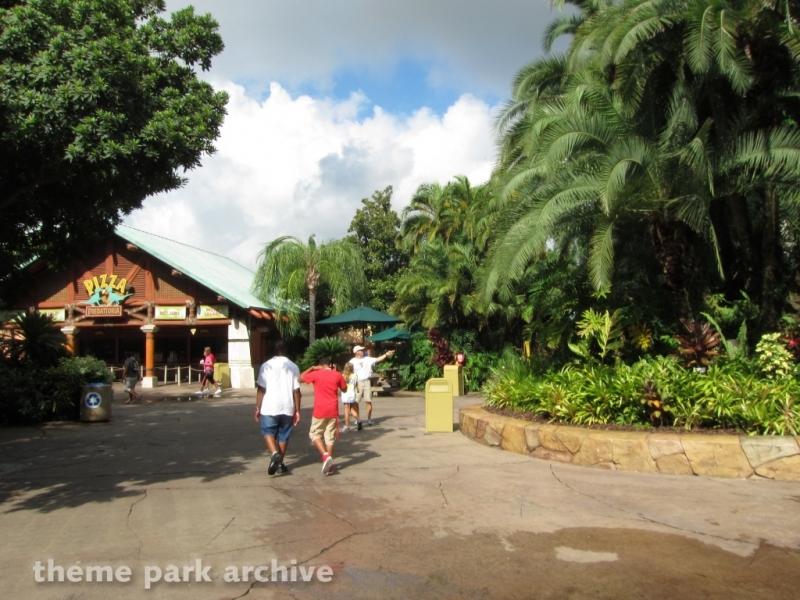 Jurassic Park at Universal Islands of Adventure