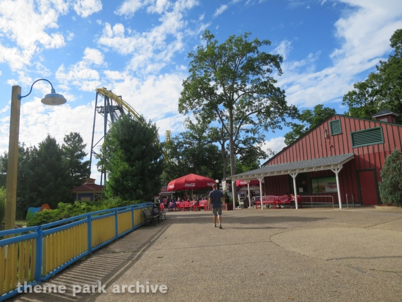 Movietown at Six Flags Great Adventure