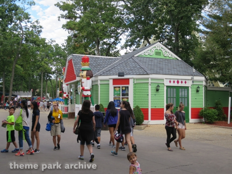 Holiday in the Park Preview Center at Six Flags Great Adventure