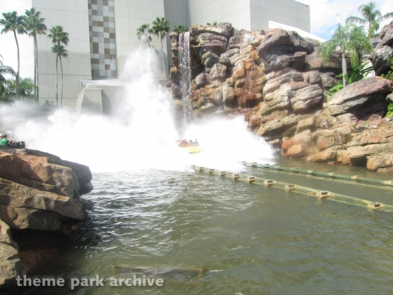 Jurassic Park River Adventure at Universal Islands of Adventure