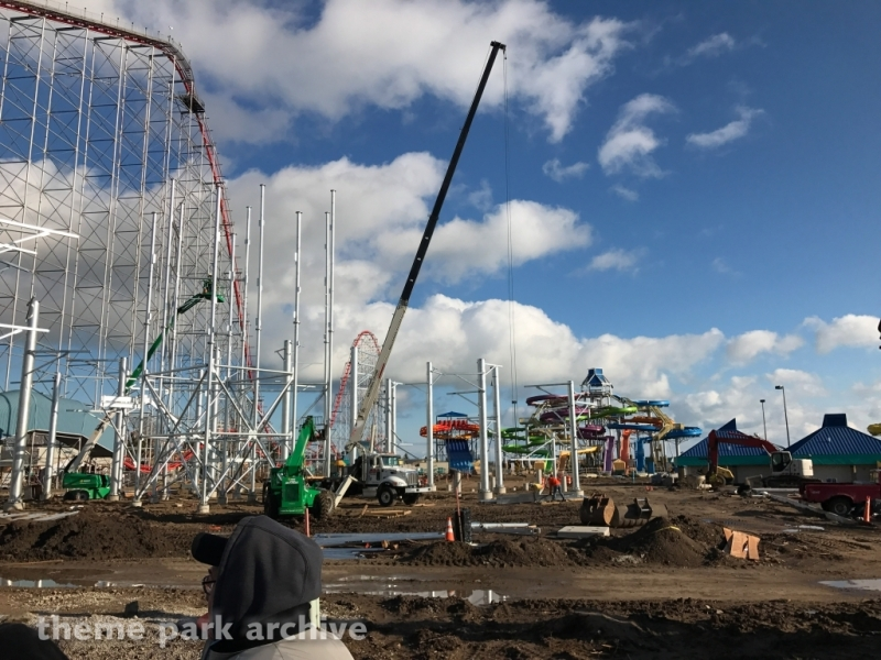 Point Plummet and Portside Plunge at Cedar Point Shores