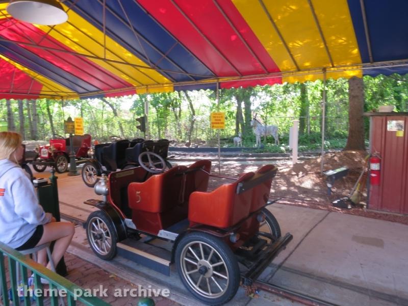 Antique Cars at Adventureland NY